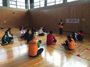 三重県津市で開催された【スポーツ鬼ごっこ3級ライセンス研修会】