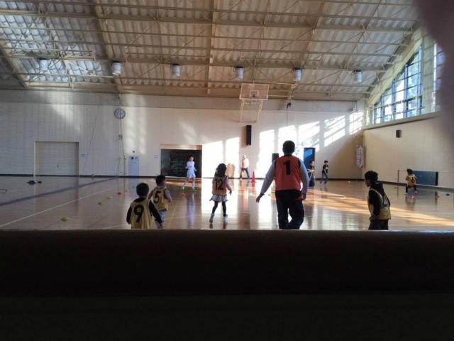 スポーツ鬼ごっこ体験会in四日市(あさけプラザ)