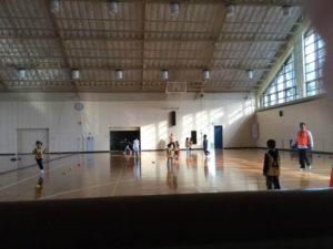 スポーツ鬼ごっこ体験会in四日市